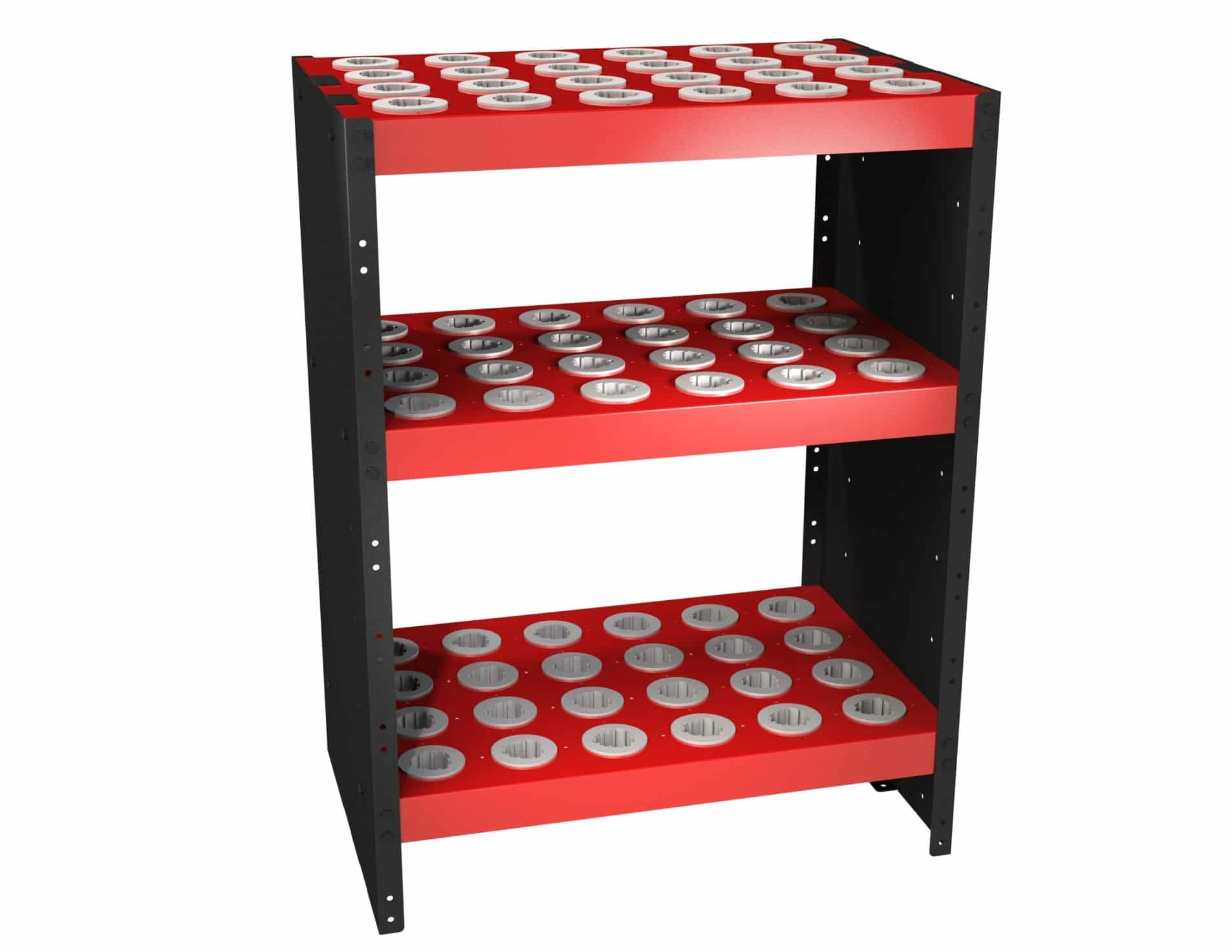 Capto C6 Tool Storage Rack