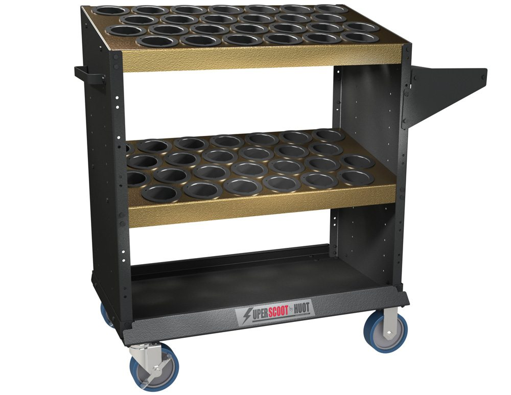 cnc tool cart huot HSK100a