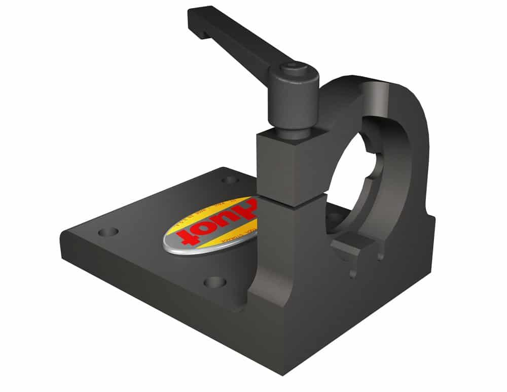 CNC Tool Vise Holder Huot