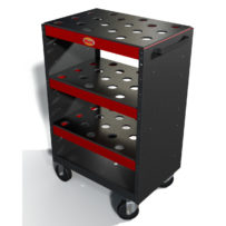 45 Taper CNC Storage Cart