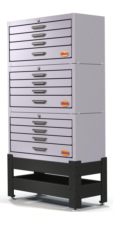 Huot Master dispenser cabinet Stand