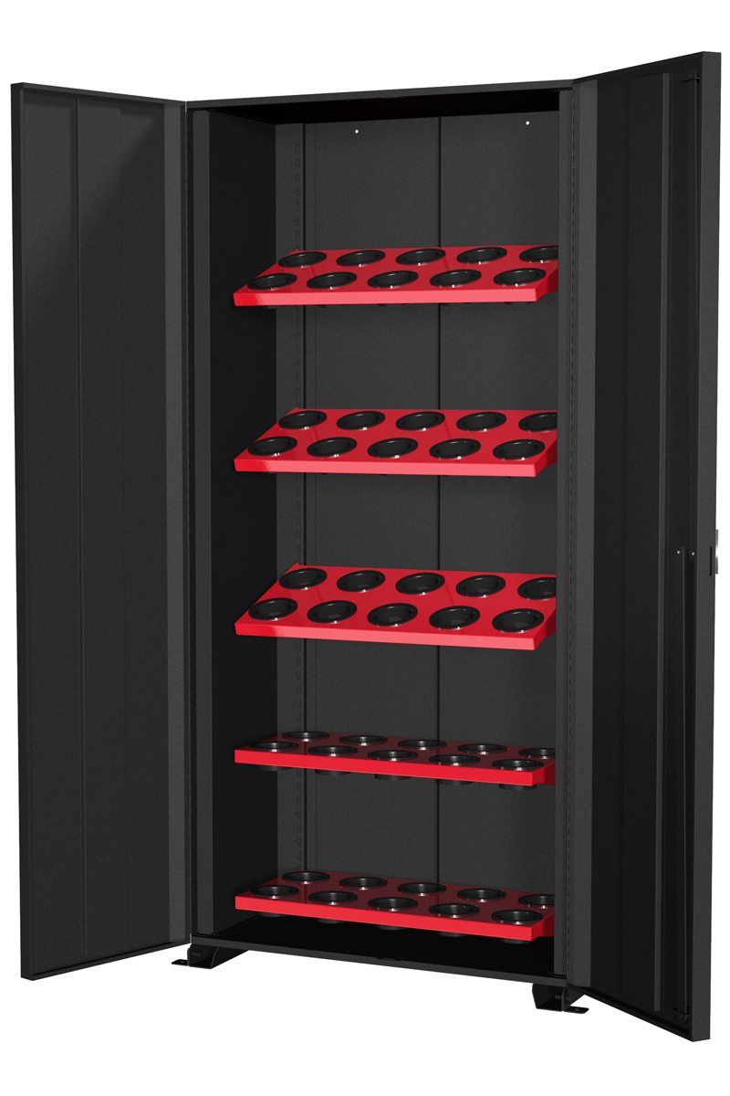 HSK100a toolholder storage