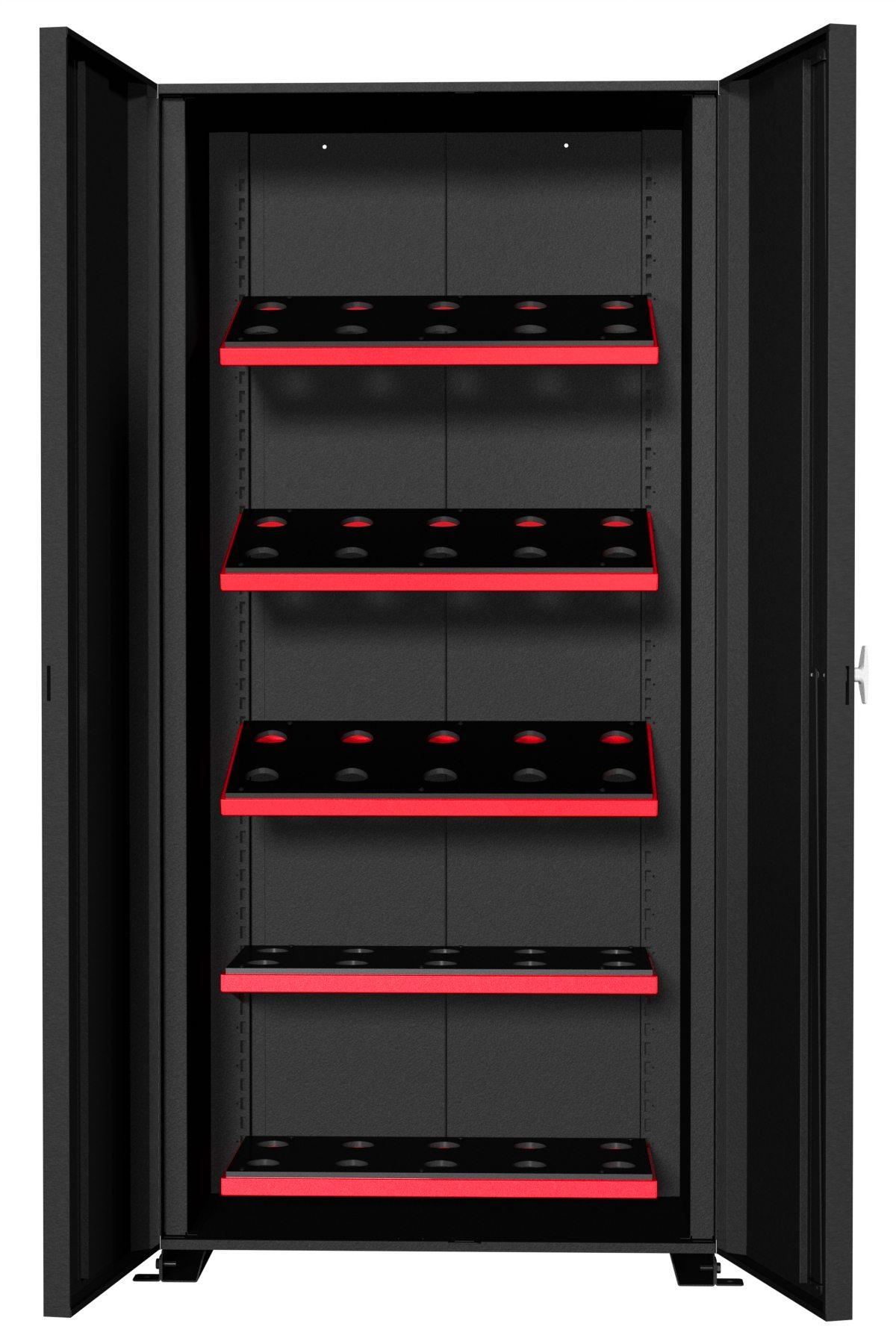 Capto C8 tooling Storage