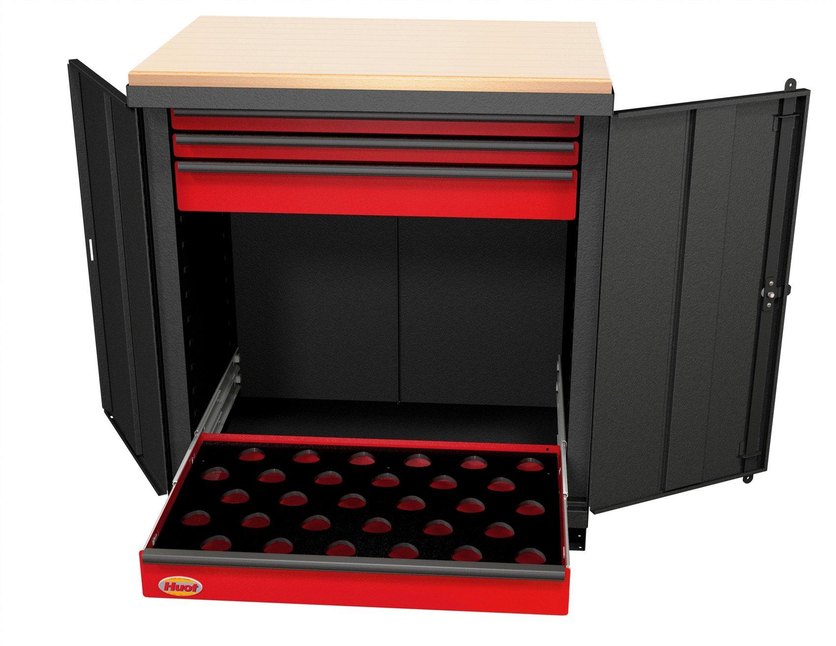 capto c8 tool cabinet