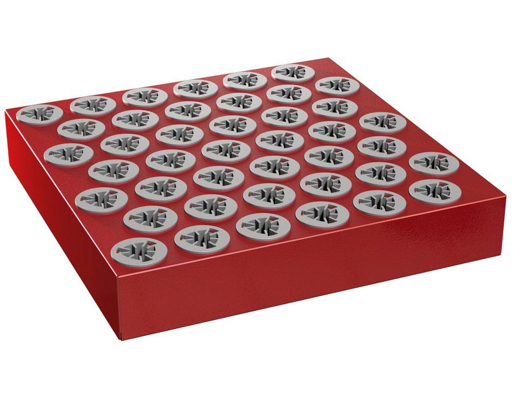 Capto c4 tool tray
