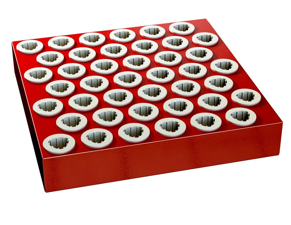 capto c6 tooling storage shelf tray